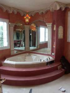 La salle de bain cles en main for Salle bain orientale